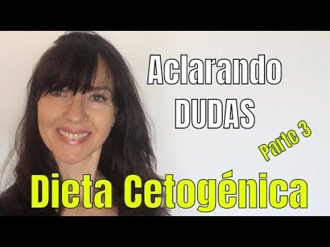 Dieta Cetogénica Parte 3 / Alimentos ACLARANDO DUDAS ana contigo
