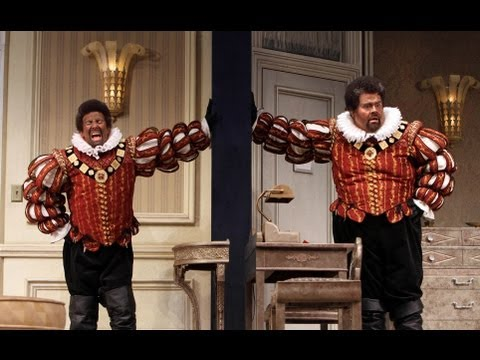Doorknob Bloopers, Lend Me a Tenor, Paper Mill Playhouse