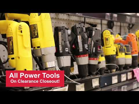 ACE Hardware | Power Tool Clearence