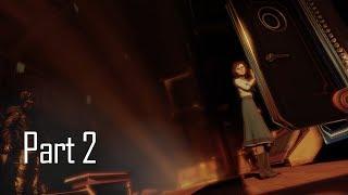 BioShock Infinite walkthrough part 2