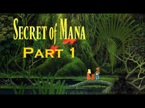 Let's Review -Secret of Mana- -1- Cliffhangers in 3D