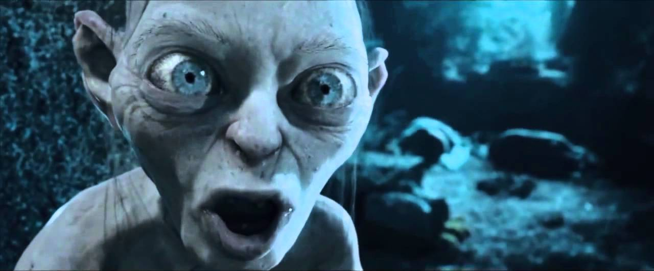 Wallpaper Hd Lord Of The Rings Fandublagem Smeagol O Senhor Dos An 233 Is Youtube