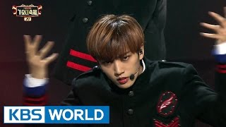 UP10TION - White Night [2016 KBS Song Festival / 2017.01.01]