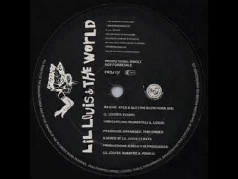 Lil' Louis & The World - Nyce & Slo (The love bug) (1990)