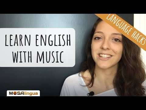 Learn English With Music!