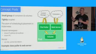 Container clusters with Kubernetes -Tim Hockin
