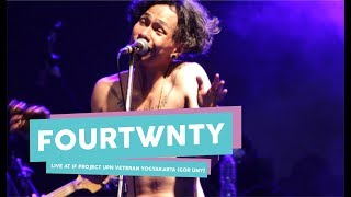 Gambar cover [HD] Fourtwnty - Fana Merah Jambu (live at IF PROJECT, GOR UNY, September 2017)