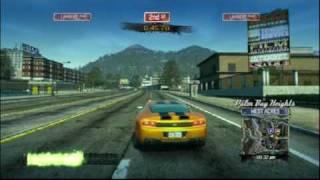 Burnout Paradise - gameplay PS3
