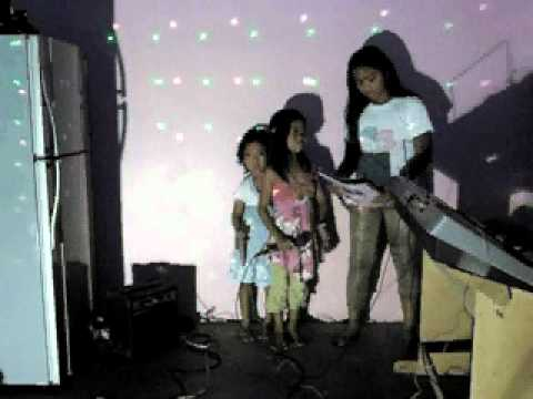 GOD GAVE ME YOU, featuring Charlene,Charmaine and Janine