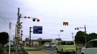 JR日豊本線#47(加治木駅~隼人駅間)隼人塚踏切