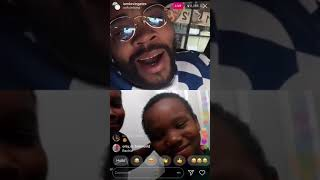 Kevin Gates Talks to Fans on Instagram Live - 11/27/18