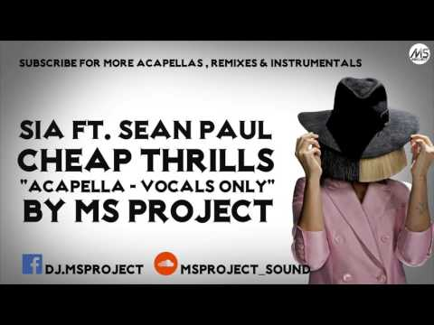 Sia - Cheap Thrills ft. Sean Paul...