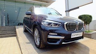 2018 BMW X3 Review In Real Life | HINDI | @driftUP