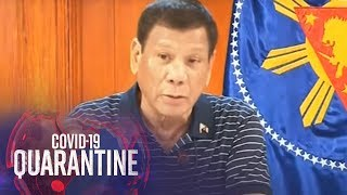 President Duterte addresses the nation (25 May 2020) | ABS-CBN News
