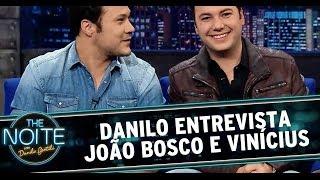 Baixar The Noite 26/06/14 (parte 1) - Entrevista João Bosco e Vinícius