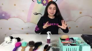 Kolay Saç Modelleri - Eğlenceli Video