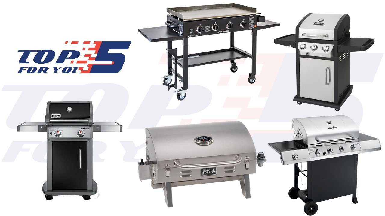 top 5 best gas grills for 2018 gas grill under 500 youtube. Black Bedroom Furniture Sets. Home Design Ideas