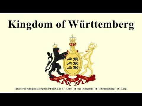 Kingdom of Württemberg