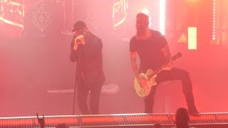 In Flames - Where the Dead Ships Dwell / Call My Name - live in Zurich @ Komplex 457 18.04.2019