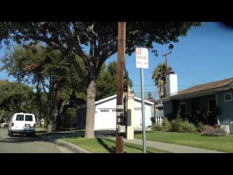 City of Bellflower California  parking ticket entrapment