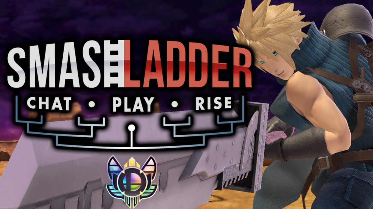 Analyzing My Competitive Smash Matches Cloud Smash Ladder It's called anther's ladder or smash ladder. cloud smash ladder