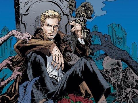 David S. Goyer Talks 'Constantine' TV Pilot