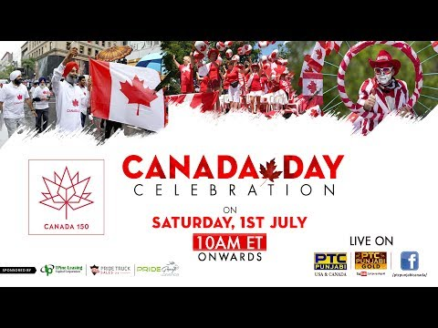LIVE: Canada Day Celebrations 2017 | 150th Canada Day | Parliament Hill | PTC Punjabi Gold