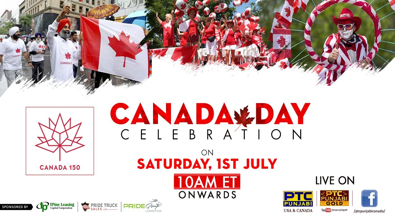 LIVE: Canada Day Celebrations 2017 | 150th Canada Day