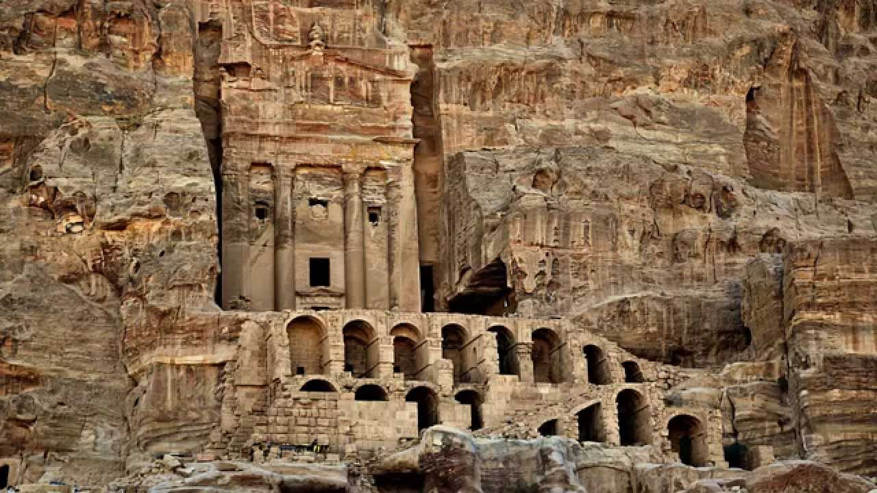 Islamic   Historical Sites in Jordan   YouTube