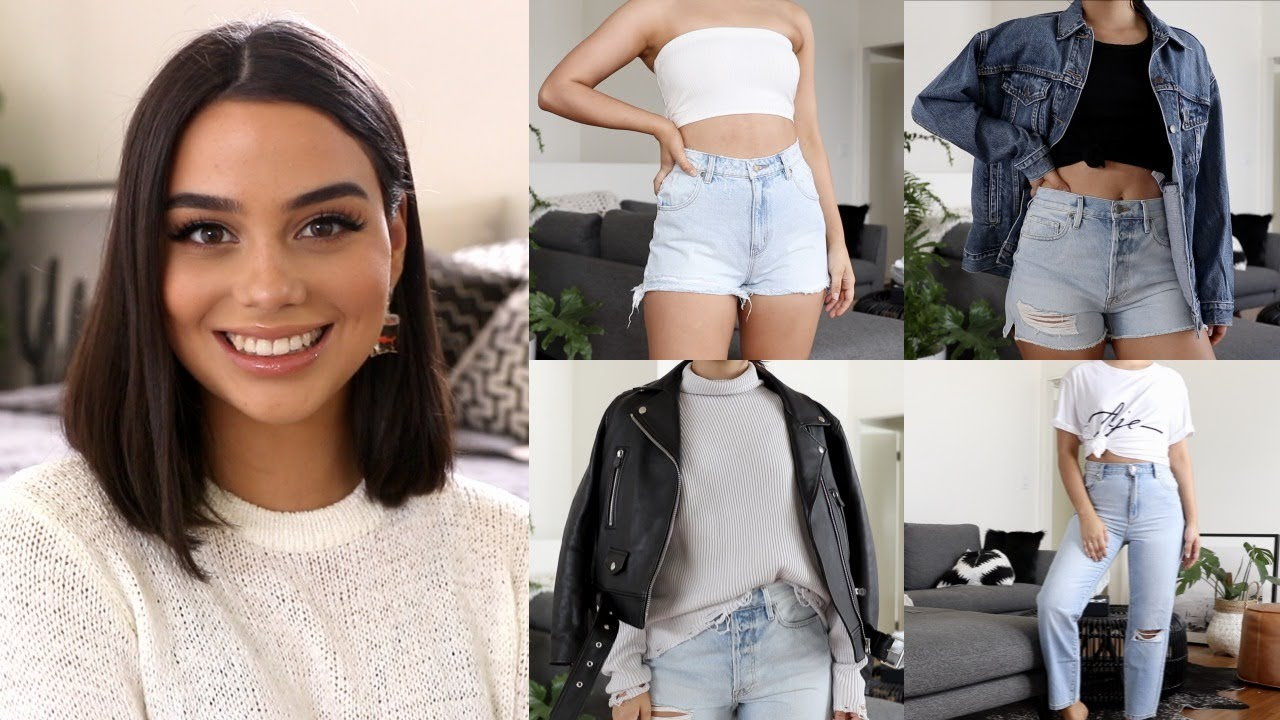 0a4b679289 HUGE Try-On Clothing Haul