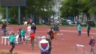 Первенство СПб 2015 лето 400 м.