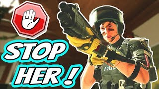 WORST BACKSEAT GAMER EVER - Rainbow Six Siege (Operation Blood Orchid)