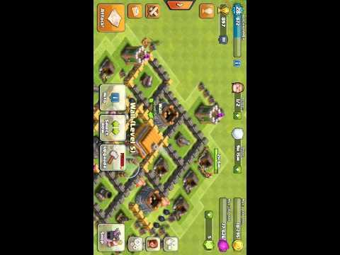 Anybody wanna trade Clash of Clans Base
