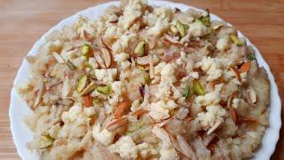 Halwa l Mumbai Famous Pav ka Halwa l Indian dessert