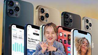 2020 애플 아이폰12 시리즈 주요 스펙 비교 &am…