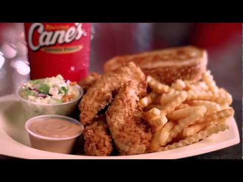 "Raising Cane's Commercial - ""Bragging Rights"""