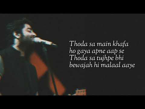 Bekhayali (Lyrical Video) Arijit Singh Version | Kabir Singh | Shahid K, Kiara A