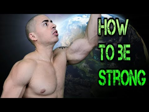 5 Ways To Get Stronger