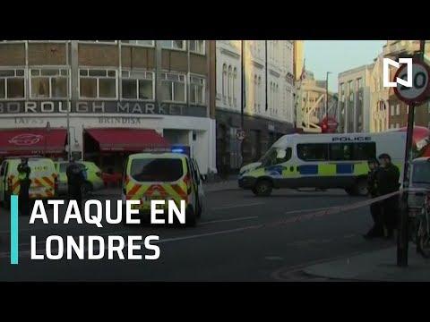 Ataque en Puente de Londres con arma blanca, deja cinco heridos - Expreso de la Mañana