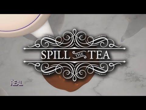 Nick Cannon Spills Hot Tea!