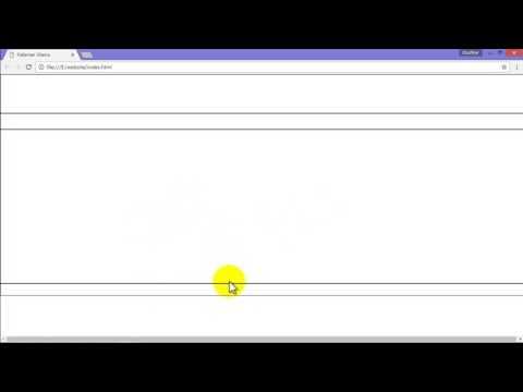 Tutorial Membuat Tampilan Website Dengan HTML Dan CSS Part 1
