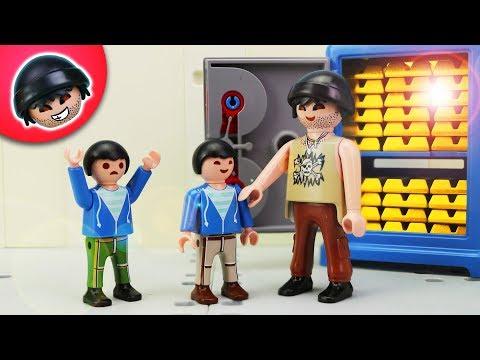 Ist Kunos Zwilling böse! - Playmobil Polizei Film - KARLCHEN KNACK #320