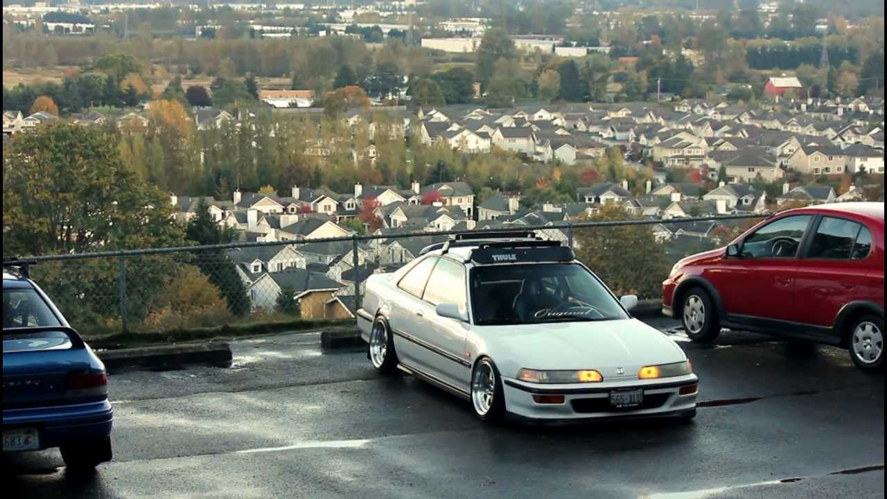 Stanced Da Integra Images & Pictures - Becuo