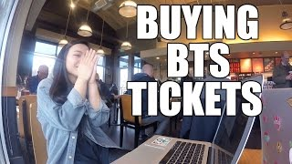 buying bts wings tour tickets