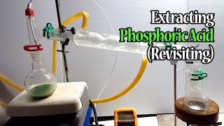 Extracting Phosphoric Acid From Rust Remover (Revisiting)