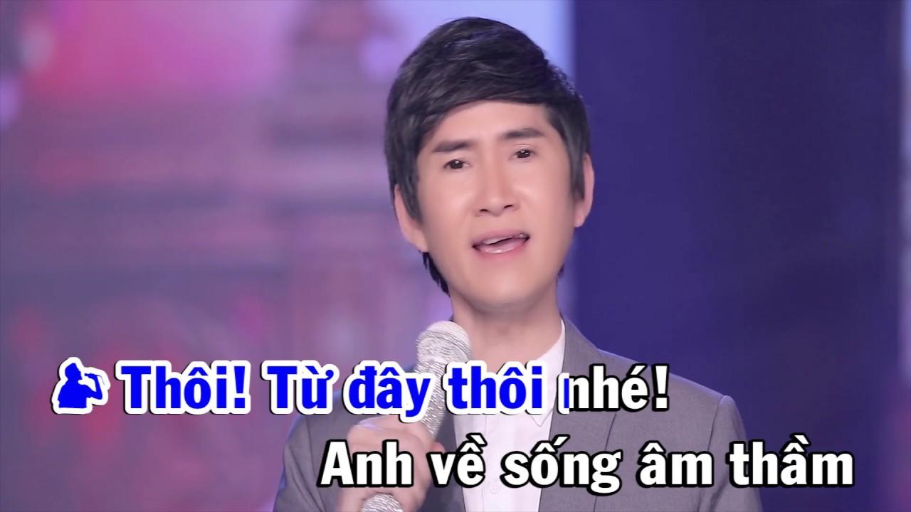 [ Karaoke ] Phận Gái Thuyền Quyên – Thu Nhung ft. Thanh Phong