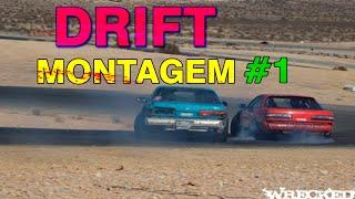 Forza Horizon - Tandems Drifts Montagem #1 [HD 1080p]