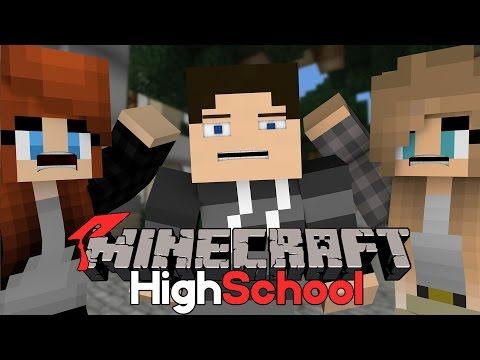 Dating Drama | Minecraft HighSchool [S4: Ep.21 Minecraft Roleplay Adventure]
