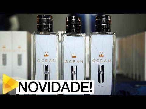 Conheça o Ocean, o perfume do Santos FC