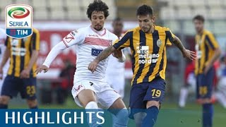 Carpi - Hellas Verona 0-0 - Highlights - Giornata 11 - Serie A TIM 2015/16